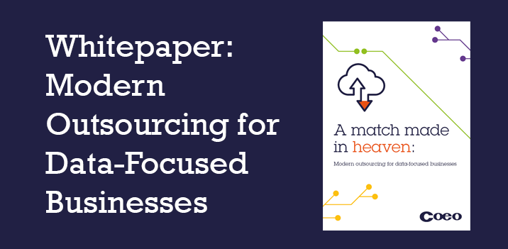Modern Outsourcing whitepaper